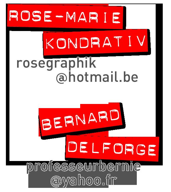 Emails de Bernard et Rose